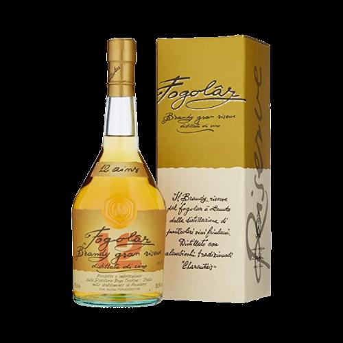 Tosolini Fogola 12YR Brandy