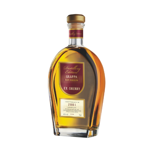 Tosolini Grappa Barrique Sherry