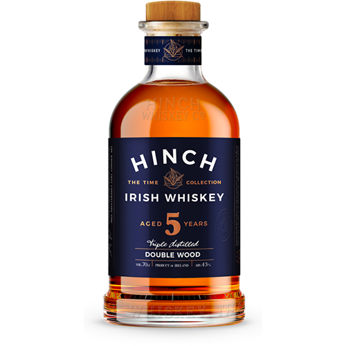 Hinch 5 year old blended double wood