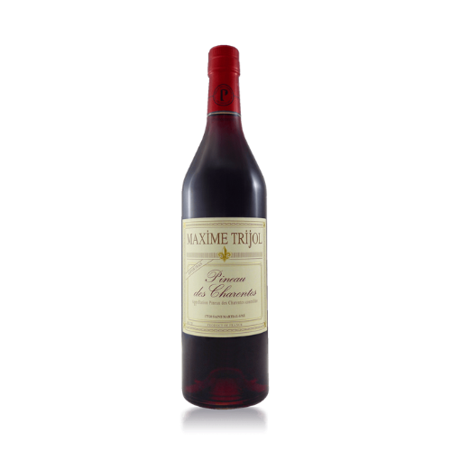 MAXIME TRIJOL PINEAU ROUGE