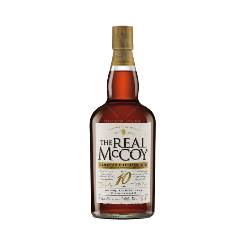 The Real McCoy 10 Year Old Rum