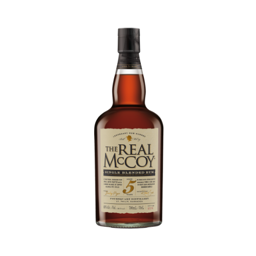 The Real McCoy 5 Year Old Rum