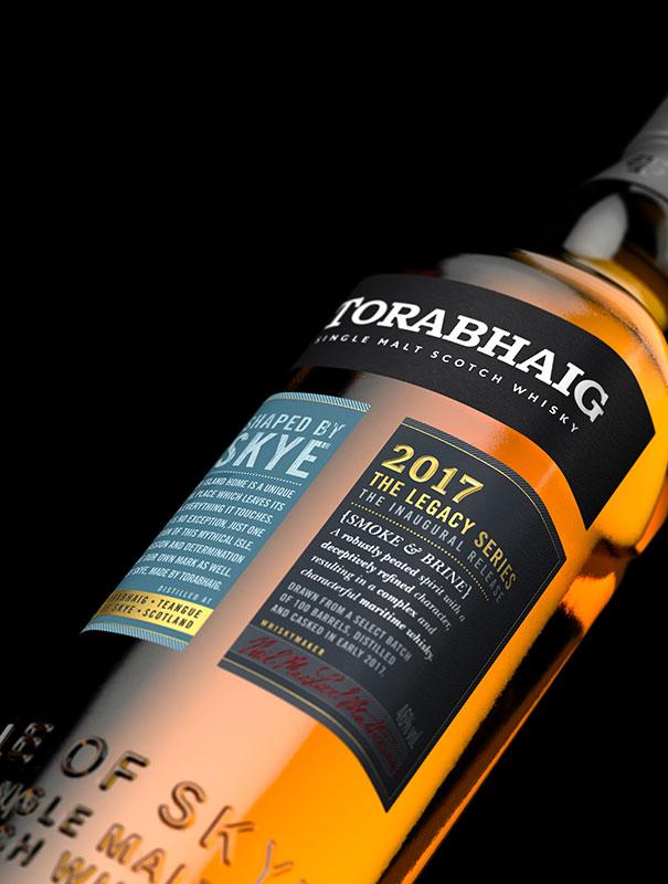 Torabhaig 2017 whisky