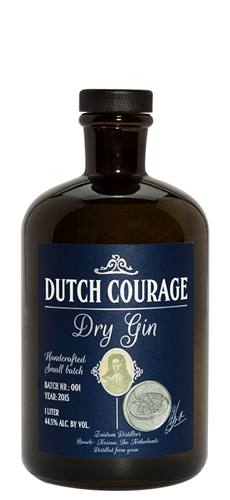 Zuidam Gin Dutch Courage 44.5%