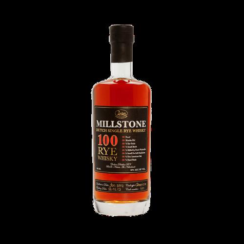 """Millstone Rye """"100"""" Whisky"""