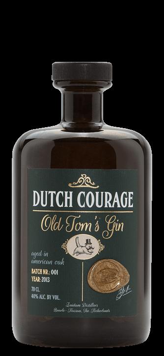 Zuidam Gin Dutch Courage Old Tom 40% 6x70cl