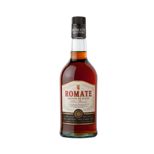romate brandy jerez solera reserve