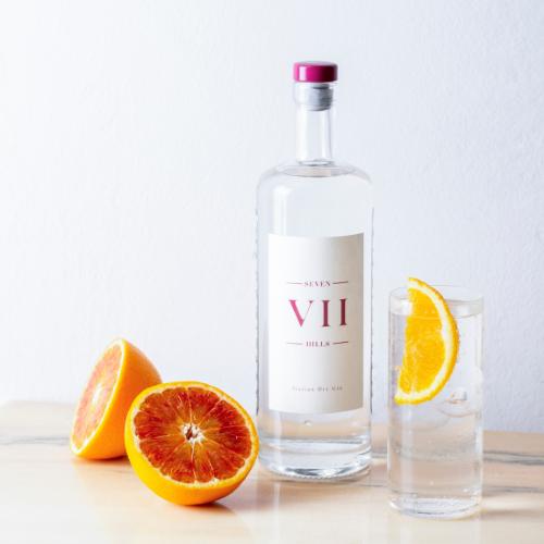 Seven Hills Italian Dry Gin