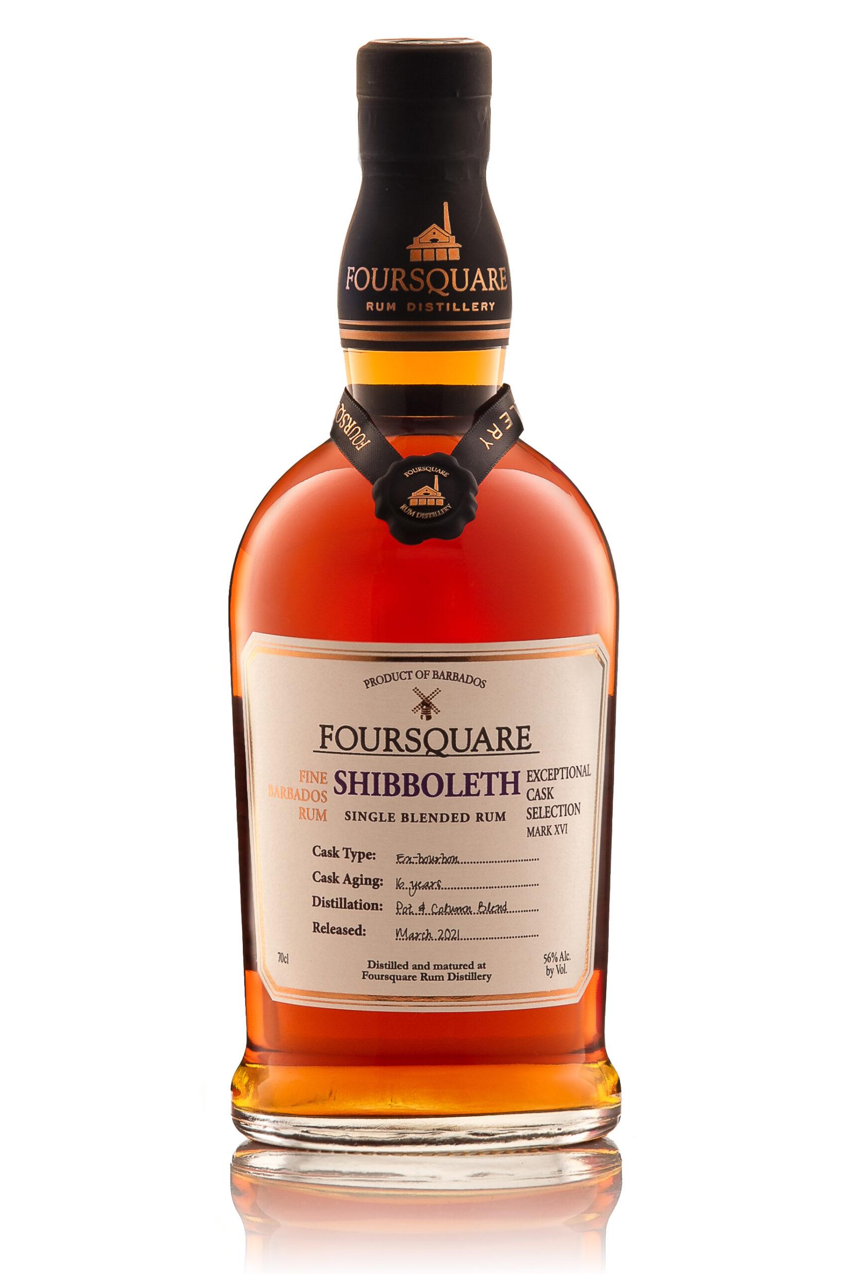 Foursquare Shibboleth rum