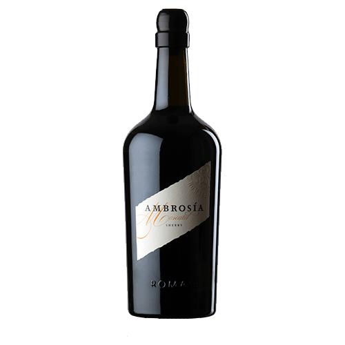 Sanchez Ambrosia Moscatel Sherry