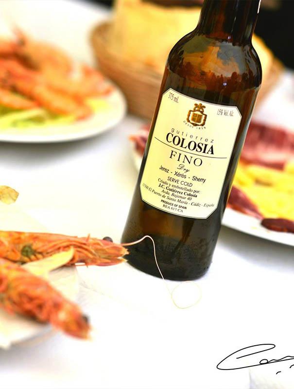 Colosia Sherry