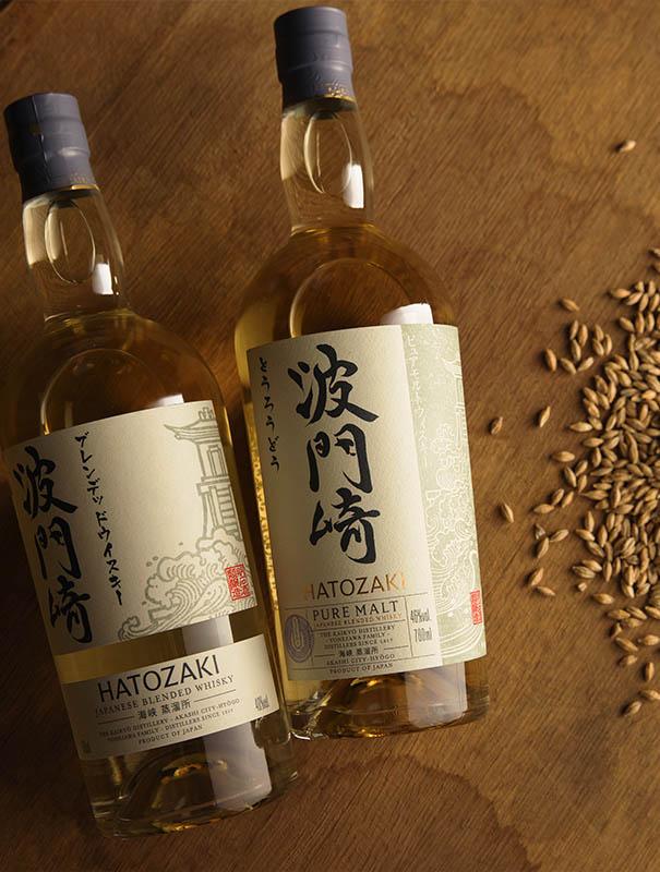 Hatozaki bottles