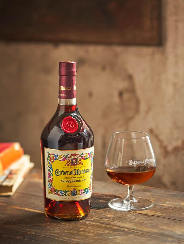 Sanchez Romate Cardenal Mendoza Brandy